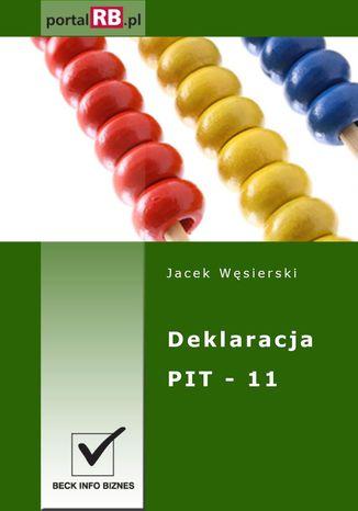 Okładka książki/ebooka Deklaracja PIT-11