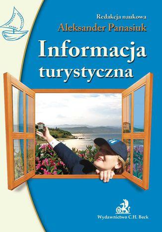 Okładka książki Informacja turystyczna