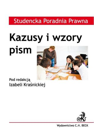 Okładka książki/ebooka Kazusy i wzory pism