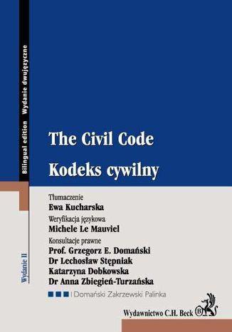 Okładka książki Kodeks cywilny. The Civil Code