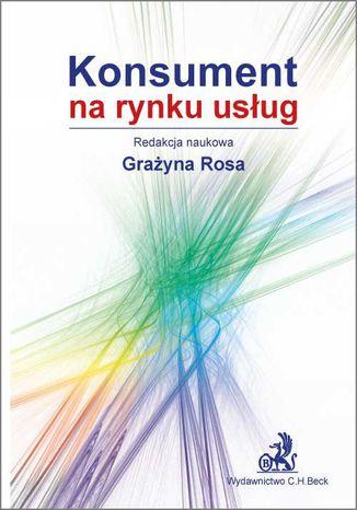 Okładka książki Konsument na rynku usług