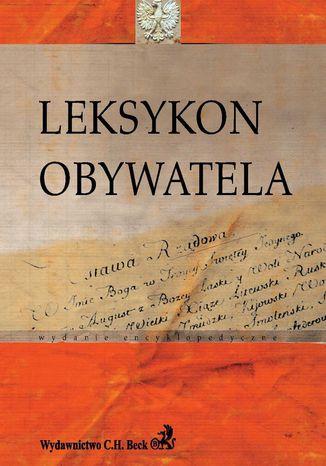Okładka książki Leksykon Obywatela