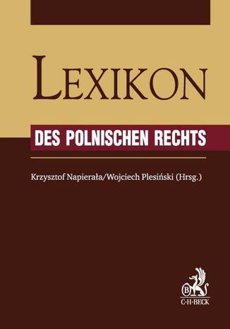 Okładka książki/ebooka Lexikon des Polnischen Rechts