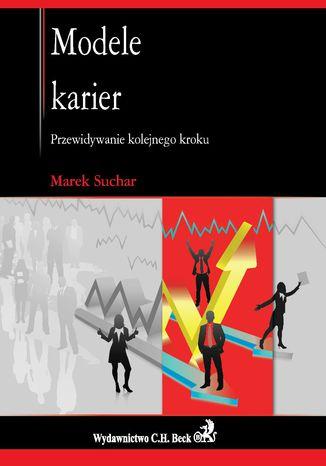 Okładka książki Modele karier