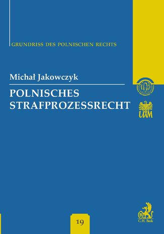 Okładka książki/ebooka Polnisches Strafprozessrecht Band 19