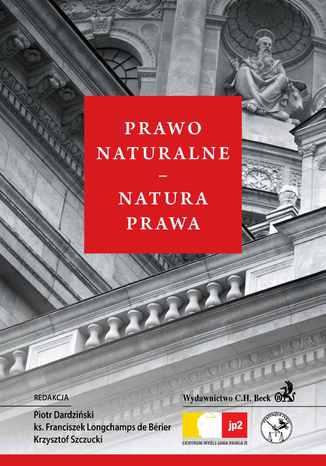 Okładka książki/ebooka Prawo naturalne - natura prawa
