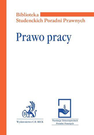 Okładka książki/ebooka Prawo pracy