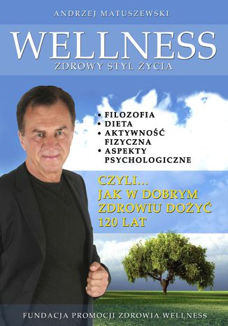 Okładka książki/ebooka Wellness. Zdrowy styl życia