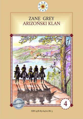 Okładka książki Arizoński klan