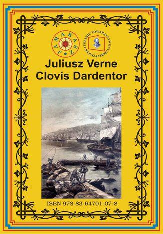 Okładka książki Clovis Dardentor