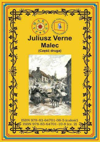 Okładka książki Malec. Część druga