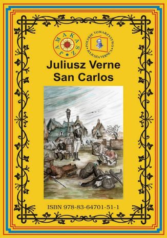 Okładka książki San Carlos