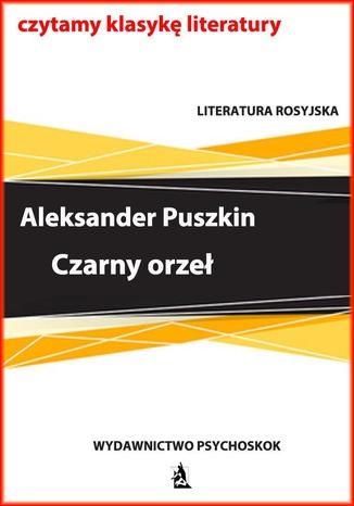 Okładka książki/ebooka Czarny orzeł