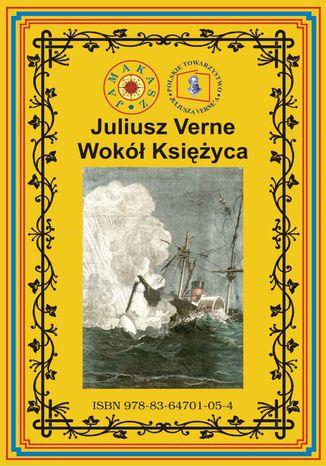 Okładka książki/ebooka Wokół Księżyca