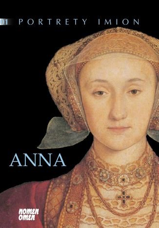 Okładka książki Anna