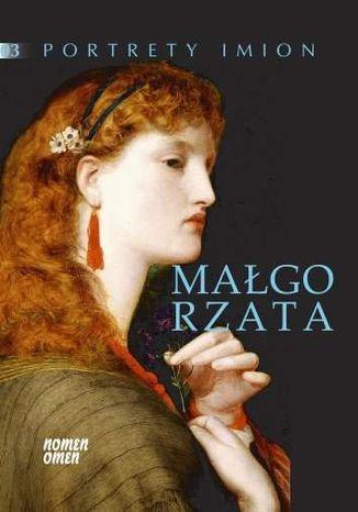 Okładka książki Małgorzata