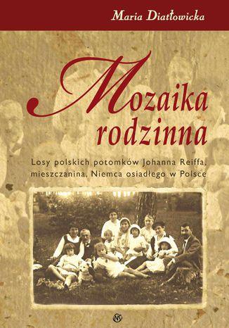 Okładka książki Mozaika rodzinna