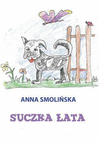 Okładka książki Suczka Łata