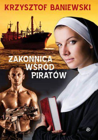 Okładka książki Zakonnica wśród piratów