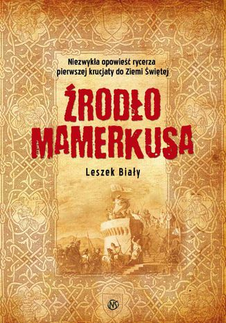 Okładka książki Źródło Mamerkusa