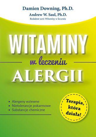 Okładka książki Witaminy w leczeniu alergii