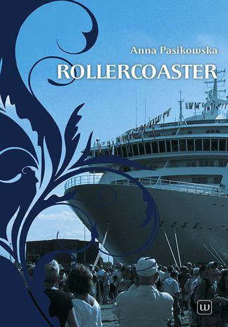 Okładka książki Rollercoaster