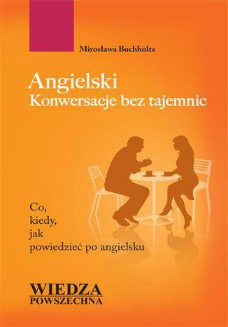 Okładka książki/ebooka Angielski. Konwersacje bez tajemnic