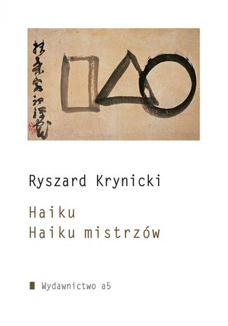 Okładka książki/ebooka Haiku. Haiku mistrzów