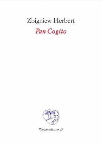 Okładka książki Pan Cogito