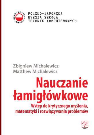 Okładka książki/ebooka Nauczanie łamigłówkowe