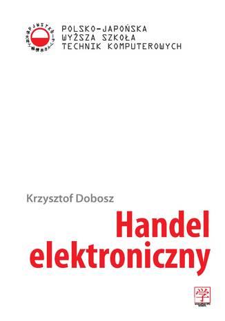 Okładka książki/ebooka Handel elektroniczny