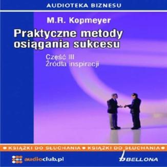 Okładka książki Praktyczne metody osiągania sukcesu  Część 3