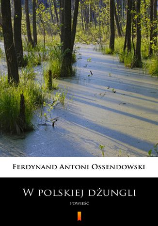 Okładka książki W polskiej dżungli. Powieść