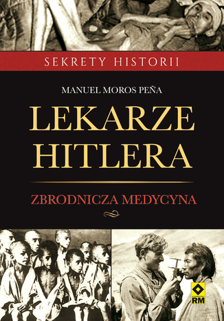 Okładka książki/ebooka Lekarze Hitlera