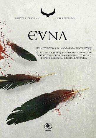 Okładka książki/ebooka Krucze pierścienie (#3). Evna
