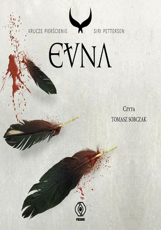 Okładka książki Krucze pierścienie (#3). Evna