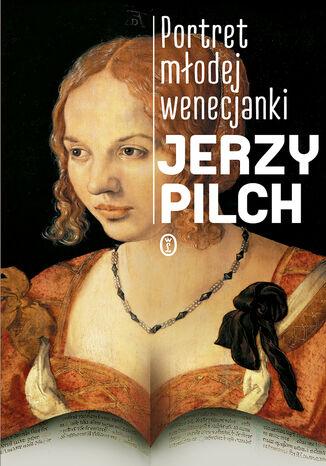 Okładka książki Portret modej wenecjanki