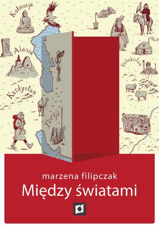 Okładka książki Między światami