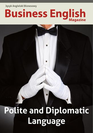 Okładka książki/ebooka Polite and Dyplomatic Language