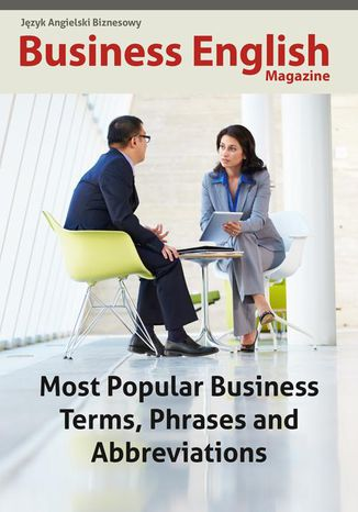 Okładka książki/ebooka Most Popular Business Terms, Phrases and Abbreviations