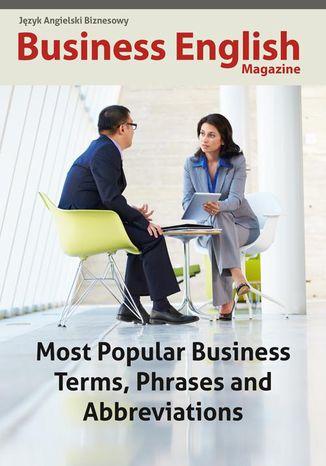 Okładka książki Most Popular Business Terms, Phrases and Abbreviations