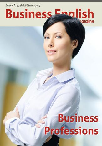 Okładka książki/ebooka Business Professions