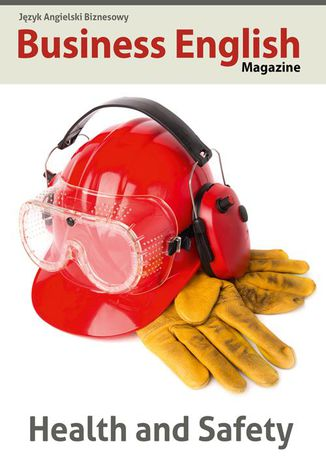 Okładka książki/ebooka Health and Safety