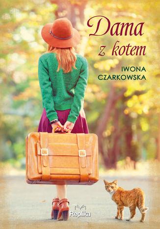 Okładka książki/ebooka Dama z kotem