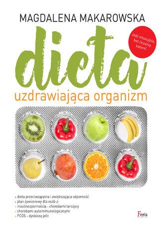 Okładka książki Dieta uzdrawiająca organizm