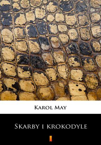 Okładka książki Leśna Różyczka (Tom 3). Leśna Różyczka. Skarby i krokodyle