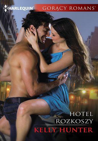 Okładka książki Hotel rozkoszy