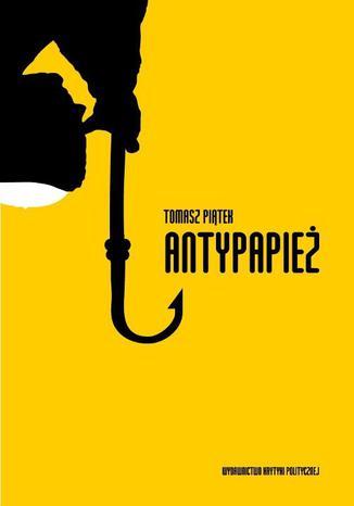 Okładka książki Antypapież