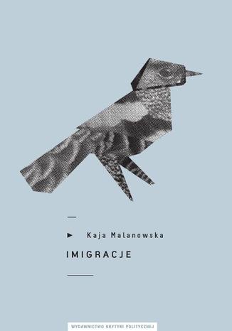 Okładka książki Imigracje