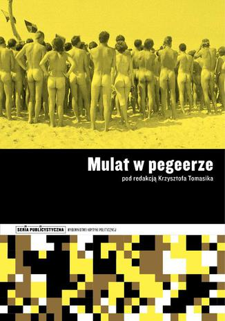 Okładka książki Mulat w pegeerze